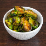 Crispy Roasted Balsamic Brussels Sprouts Recipe